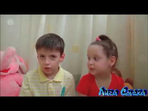 Дети матерятся. Ненормативная лексика. Смешное видео про детей