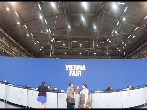 VIENNAFAIR 2014 - The New Contemporary | StyleGuide TV