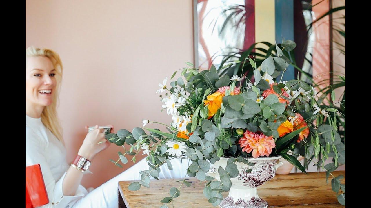How to make beautiful flower arrangements youtube how to make beautiful flower arrangements izmirmasajfo