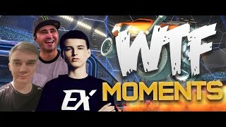 Rocket League WTF Moments (PRO FAILS, FUNNY MOMENTS, ضحك, BUGS & MORE!) ft.Jhzer EP.6