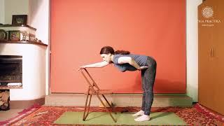 Азбука Йоги (Урок 1 - Уттанасана)