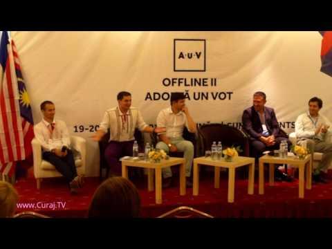 Offline II Adoptă un vot #diaspora #Moldova #Chişinău - Curaj.TV