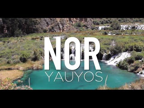 Buen Viaje a Nor Yauyos Lima - Los colores de este destino te dejarán con la boca abierta