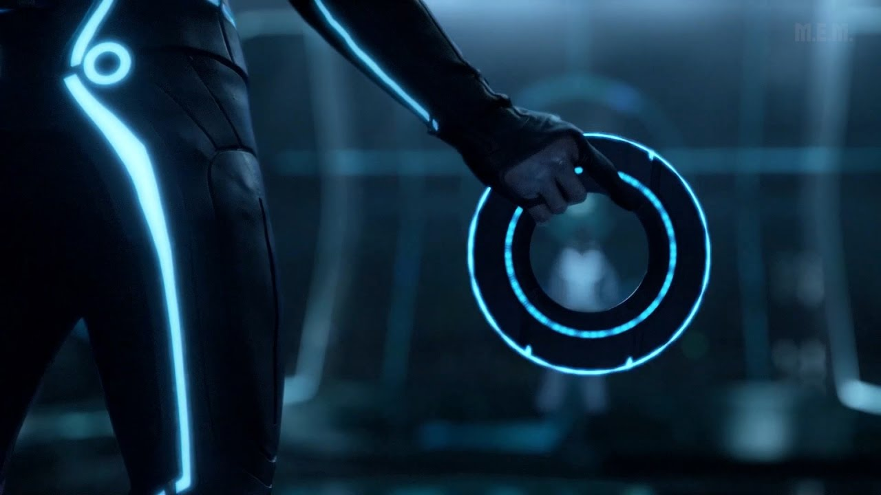 Download Tron (2010) -  Disc Wars - Only Action [1080p]