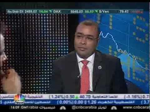 CNBC Arabiya Interview with Ahmed Mekky