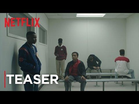 Первый виртуозный тизер сериала When They See Us от Netflix