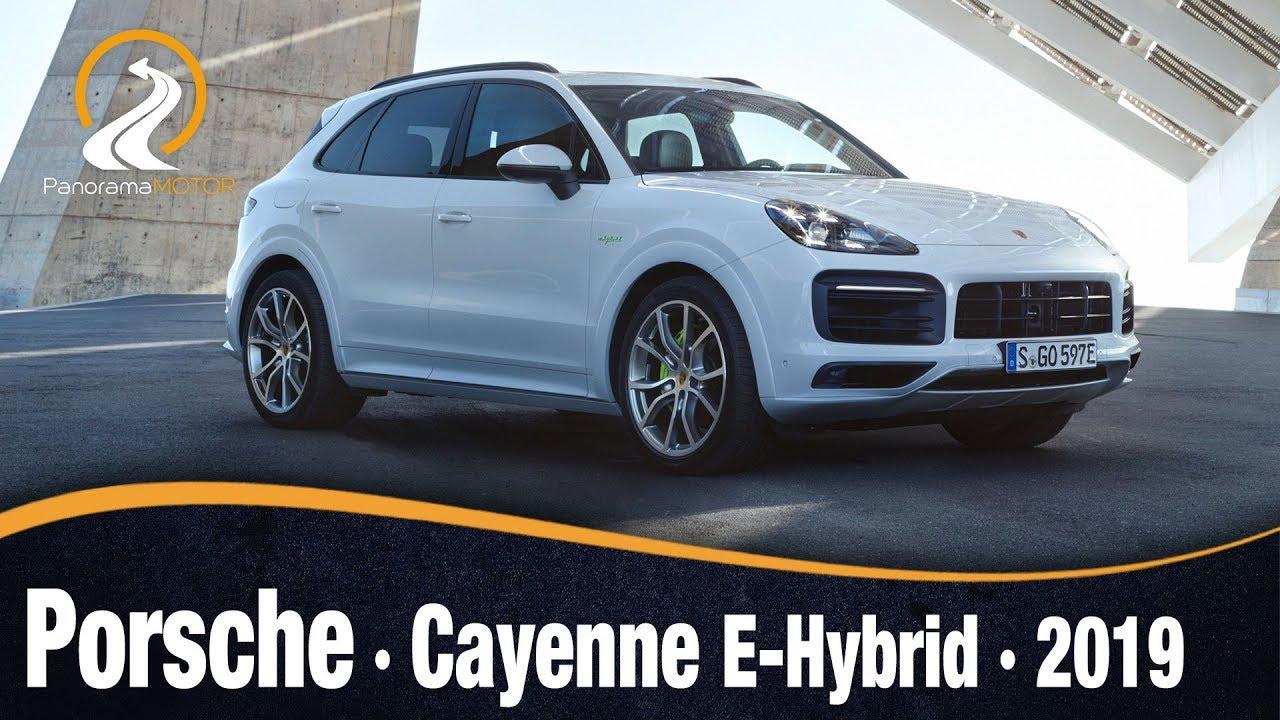 Porsche Cayenne E