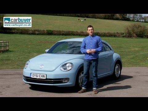 VW Beetle review - CarBuyer