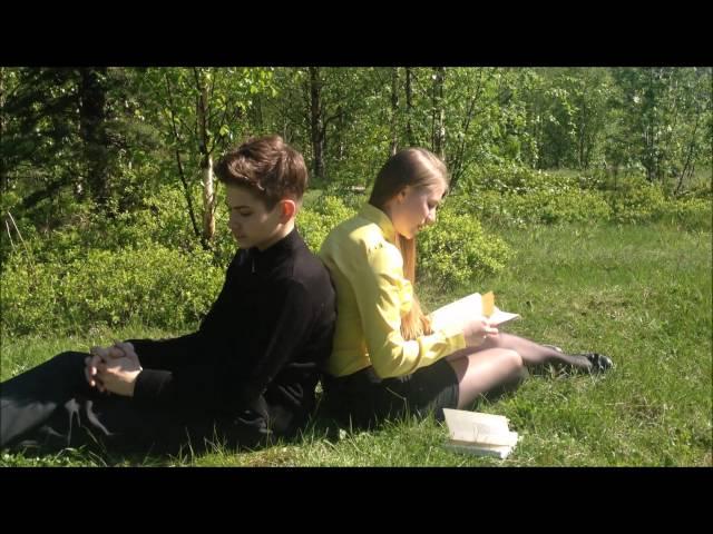 Изображение предпросмотра прочтения – «Колледж» читает произведение «Руслан и Людмила» А.С.Пушкина
