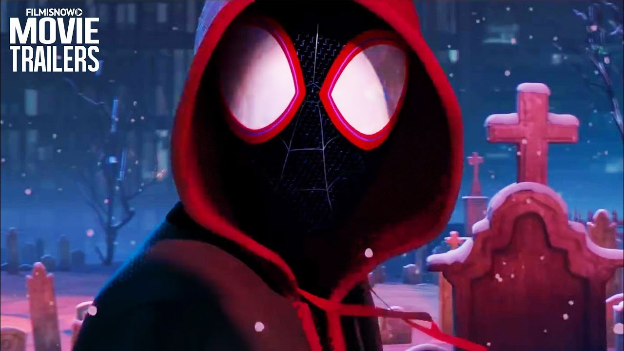 Spider Man Into The Spider Verse Meet The Big Screen Miles