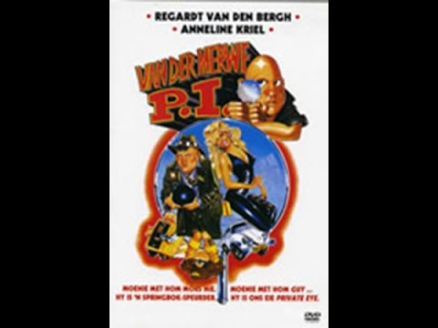 Van der Merwe P I  1985 ( Full Afrikaans movie )   Anneline Kriel