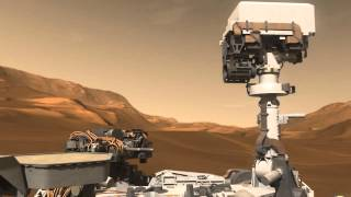 Curiosity Gets Ready to Rove Red Planet