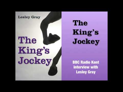 """""""The King's Jockey"""": pre-publication interview with author on BBC Radio Kent. 8 February 2013"""