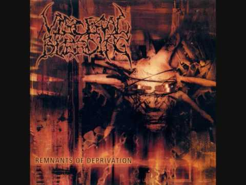 Visceral Bleeding - Butcher Knife Impalement