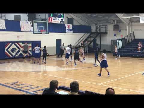 Florence falcons basketball
