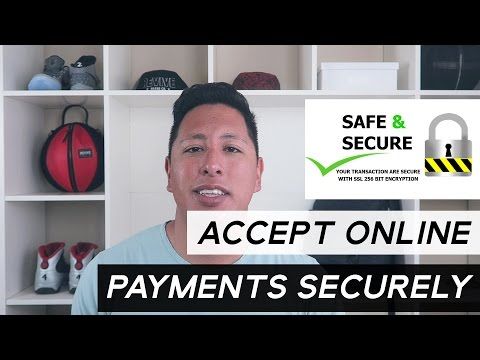 How To Accept Credit Cards And Secure Your Online Store Easily