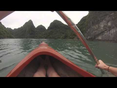 (07) Kayak Baie d'Halong - Vietnam