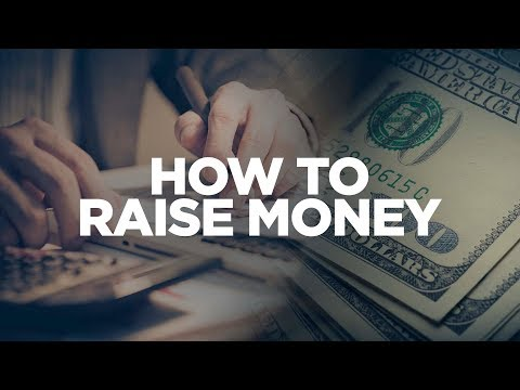 How To Raise Money