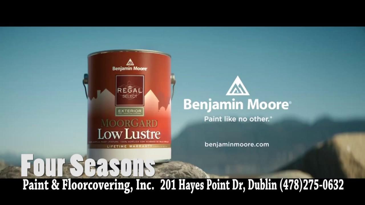 Benjamin Moore Regal Select Youtube