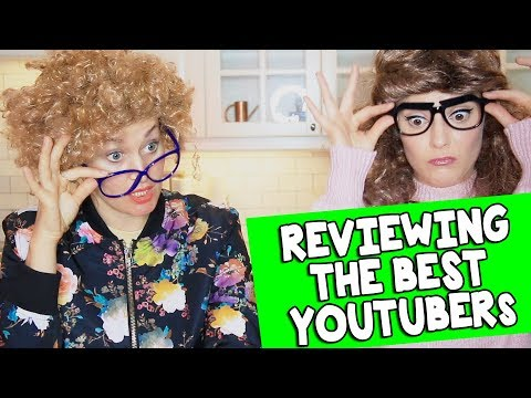Download Youtube: AUNTS REVIEW THE BEST YOUTUBERS // Grace Helbig
