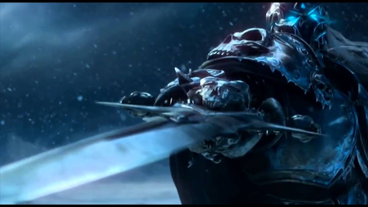 Wallpaper Wow Hd Wrath Of The Lich King Cinematic Spellgreen Crossover