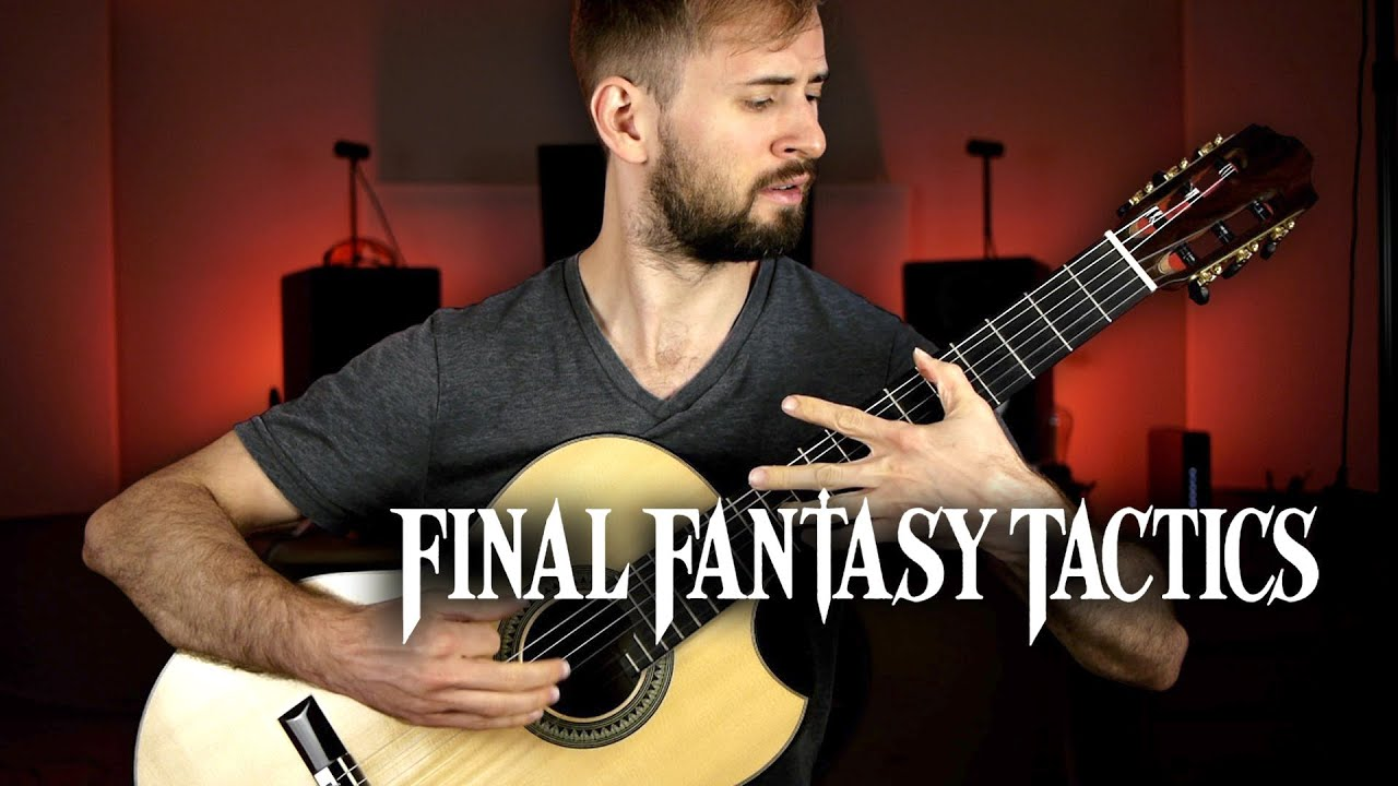 TRISECTION from Final Fantasy Tactics - CLASSICAL GUITAR cover