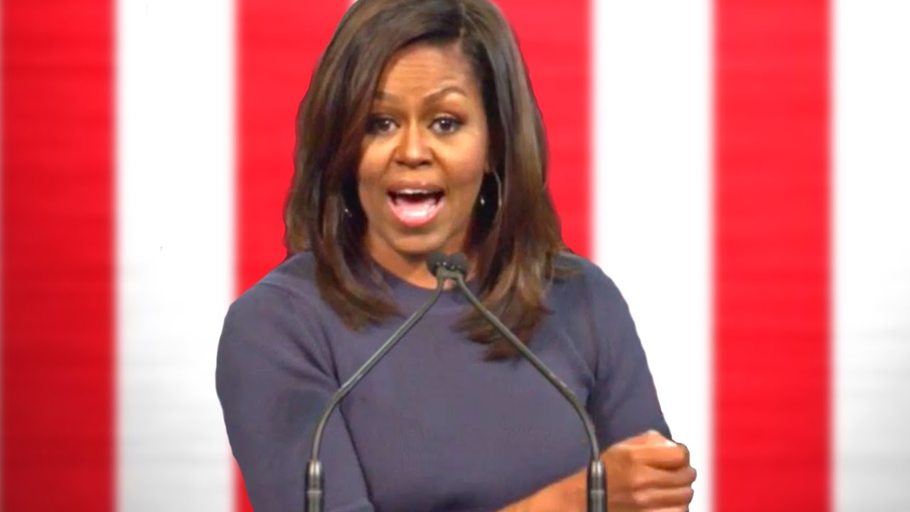 Michelle Obama Gives Trump Some Advice In A Place Where He'll Hear It…On Instagram