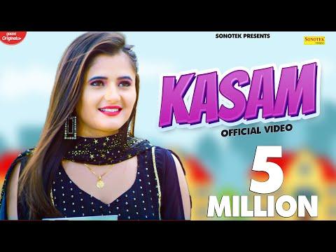 Kasam |  Anjali Raghav & Harish | Kuldeep Jangra | New Haryanvi Song 2018 | Latest Haryanvi Song