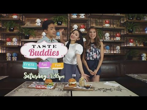 Taste Buddies Teaser: Funny is the new yummy!