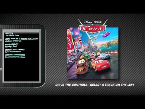 Cars 2 Soundtrack Video Sampler