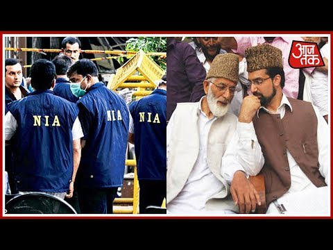 Halla Bol: NIA gets 10-day custody of 7 Hurriyat leaders