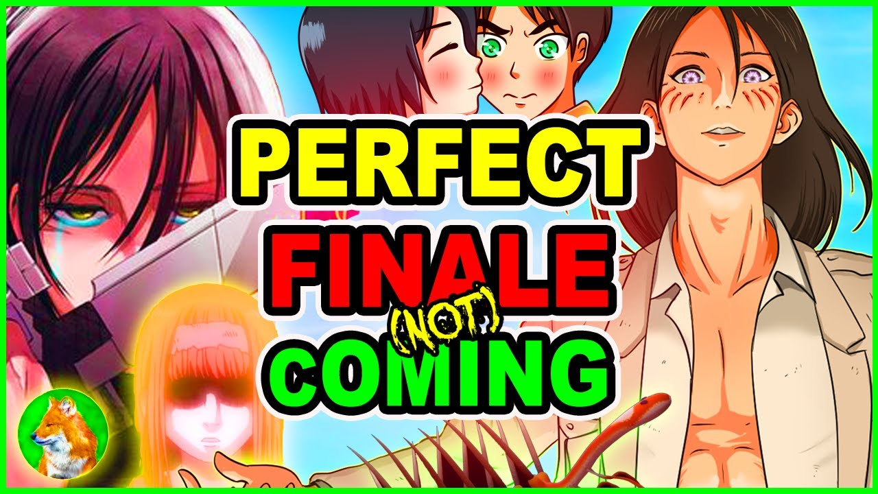Will Attack on Titan Ending Be Perfect? | How Eren ENDS Attack on Titan Part 7