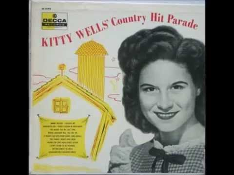 Early Kitty Wells - **TRIBUTE** - Paying For That Back Street Affair (1953).