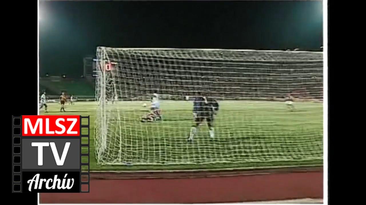Magyarország-Svájc | 1-1 | 1997. 08. 20 | MLSZ TV Archív