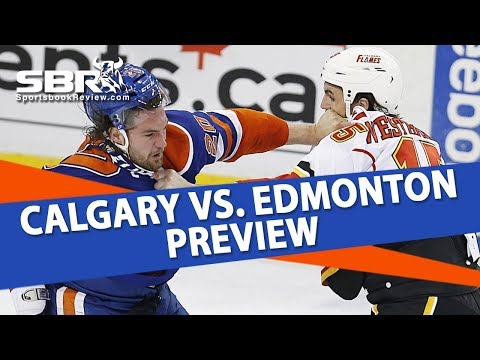 NHL Betting | Calgary Falames vs. Edmonton Oilers Preview | Ice Guys