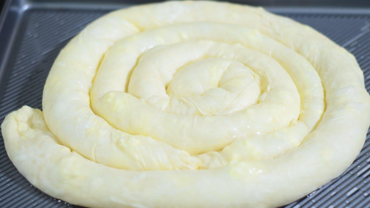 Download Brzo i lako- Kako najlakse razvuci domace kore za pitu- How to make a homemade crust for cheese pie