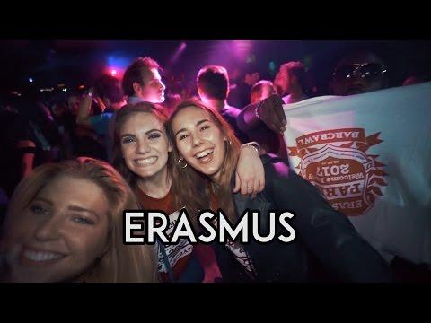ERASMUS Paris 2017 - Biggest Party EVER 16 Schools! (Short Version)