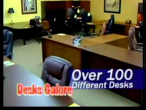 Desks Galore
