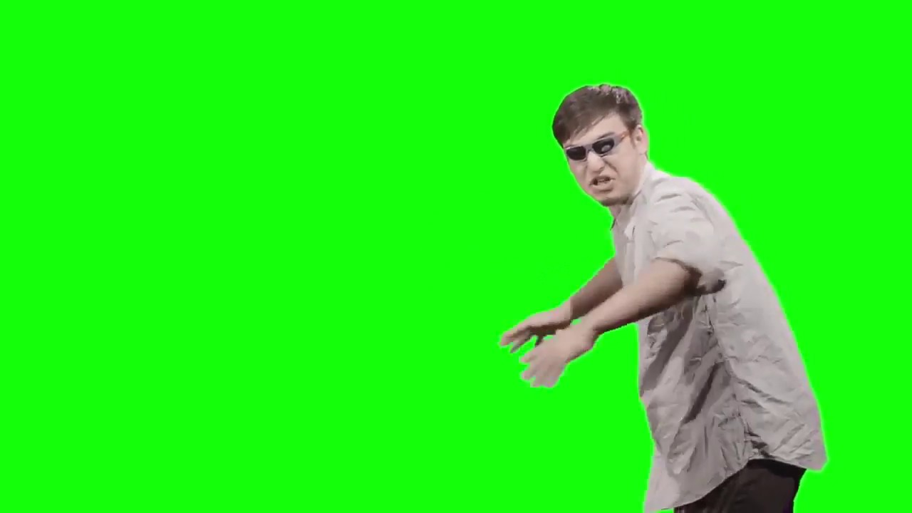 Filthy Frank - This Is Not Ok - Green Screen - Chromakey ...