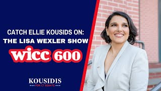 Ellie on The Lisa Wexler Show - WICC600