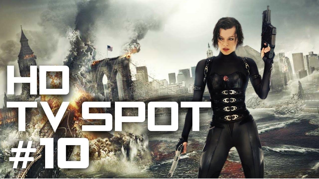 Resident Evil Retribution Stream