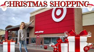 Christmas Shopping For My Family! **Officially Leah**