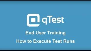 Tutorial: How to Execute Test Runs