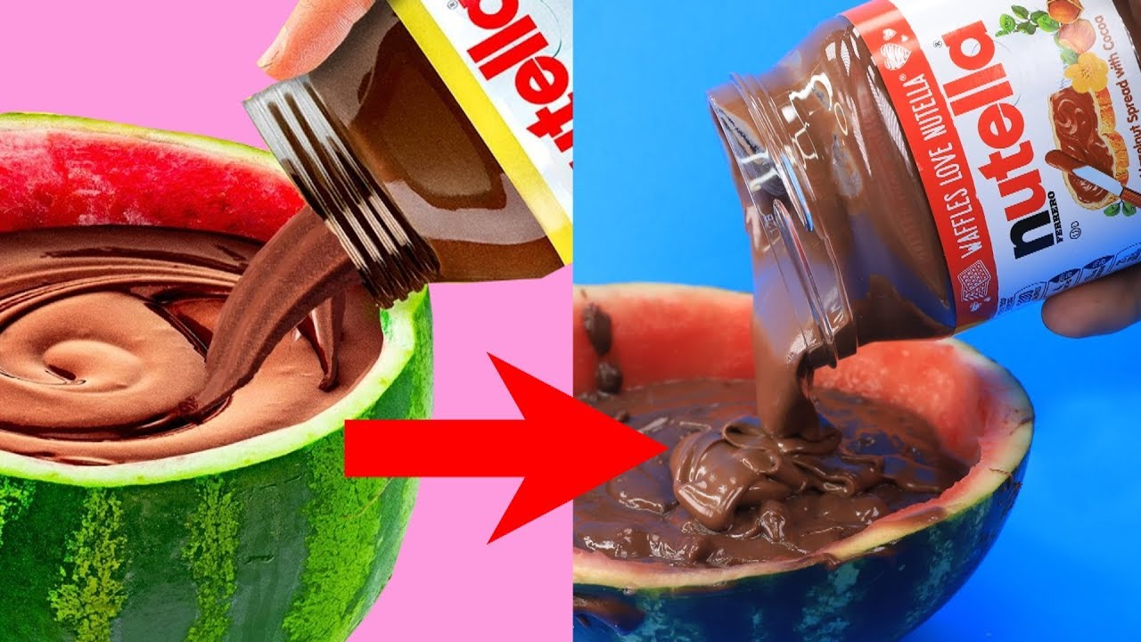 Trying 33 Incredible Food Life Hacks That Are Worth