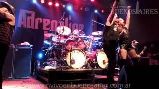 Come Undone Adrenaline Mob Buenos Aires 15 06 2013