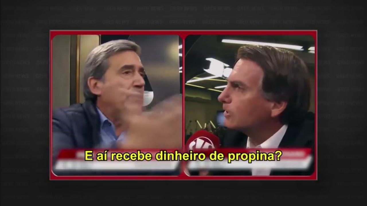 Compilado Bolsonaro: fascismo, tirania e ditadura