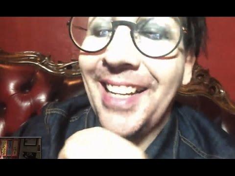 Intercoarse with Marilyn Manson & Kurt Sutter HD 720p