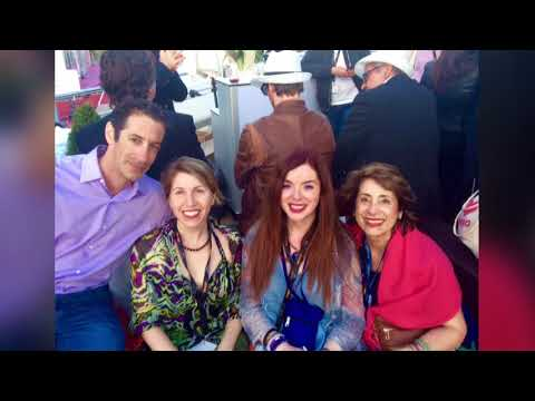 CYIFF Dream Team with Thalia Alexiou and Petra Terzi at Cannes Film Festival 2017