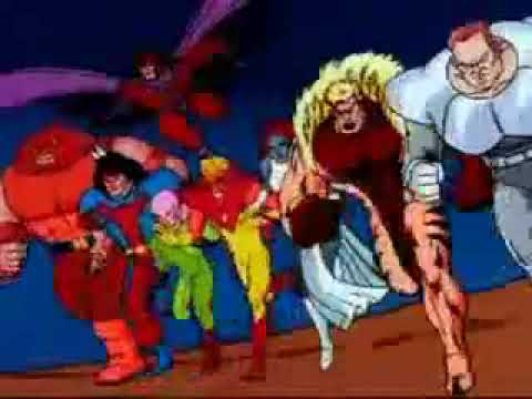 X Men Opening Intro Audio Latino Youtube