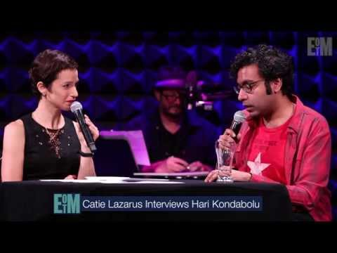 Comedians Hari Kondabolu & Catie Lazarus on NPR's Fresh Air with Terry Gross